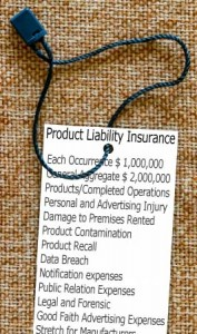 Product Liability Insurance Tag info