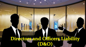 Directors and Officers Liability (D&O)